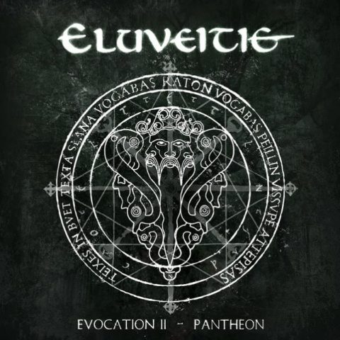 Eluveitie - Evocation II Pantheon - Album Cover