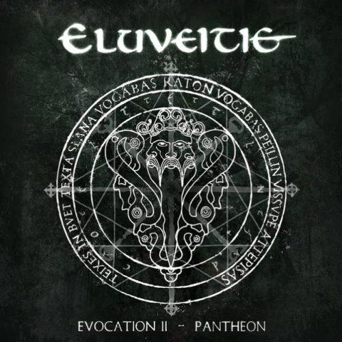 Eluveitie - Evocation II Pantheon - Album Cover