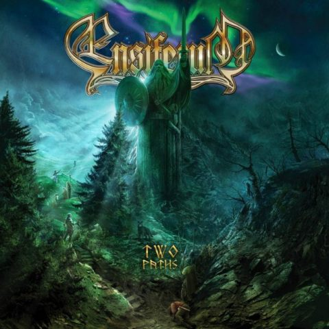 Ensiferum - Two Paths - Album Cover