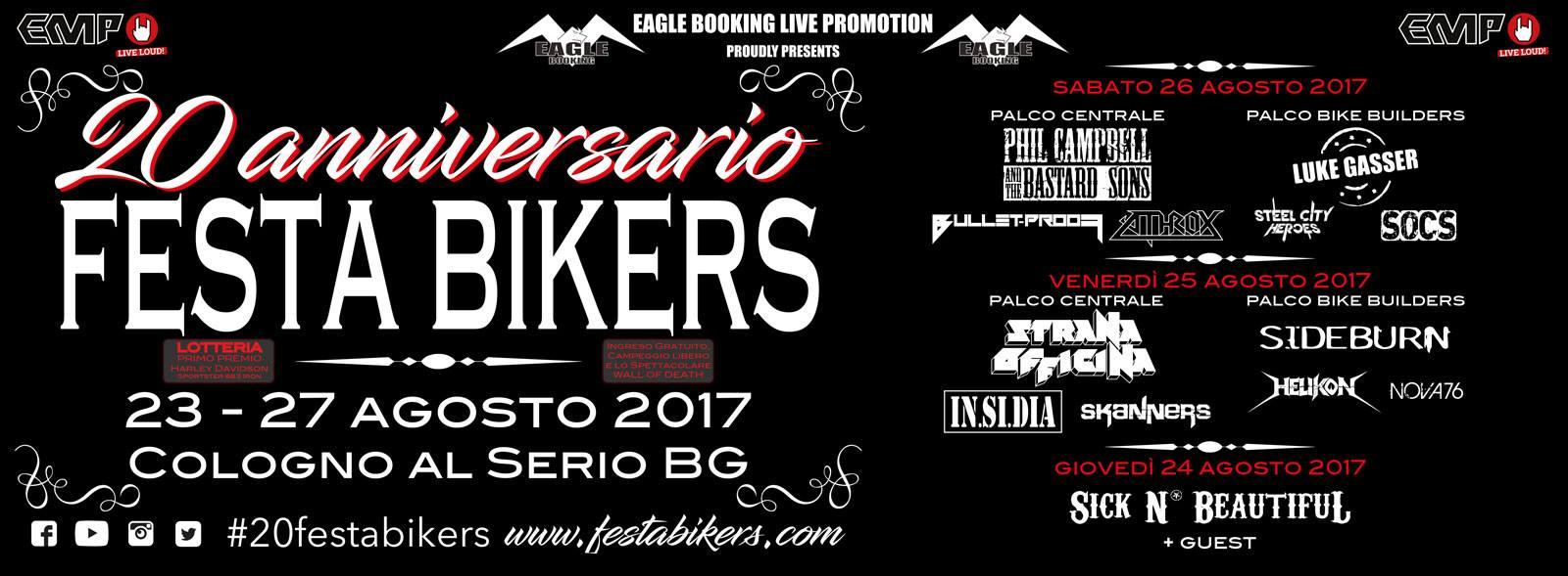 Festa Bikers 2017