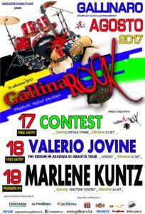 GallinaRock @ Frosinone @ Parco San Leonardo | Gallinaro | Lazio | Italia