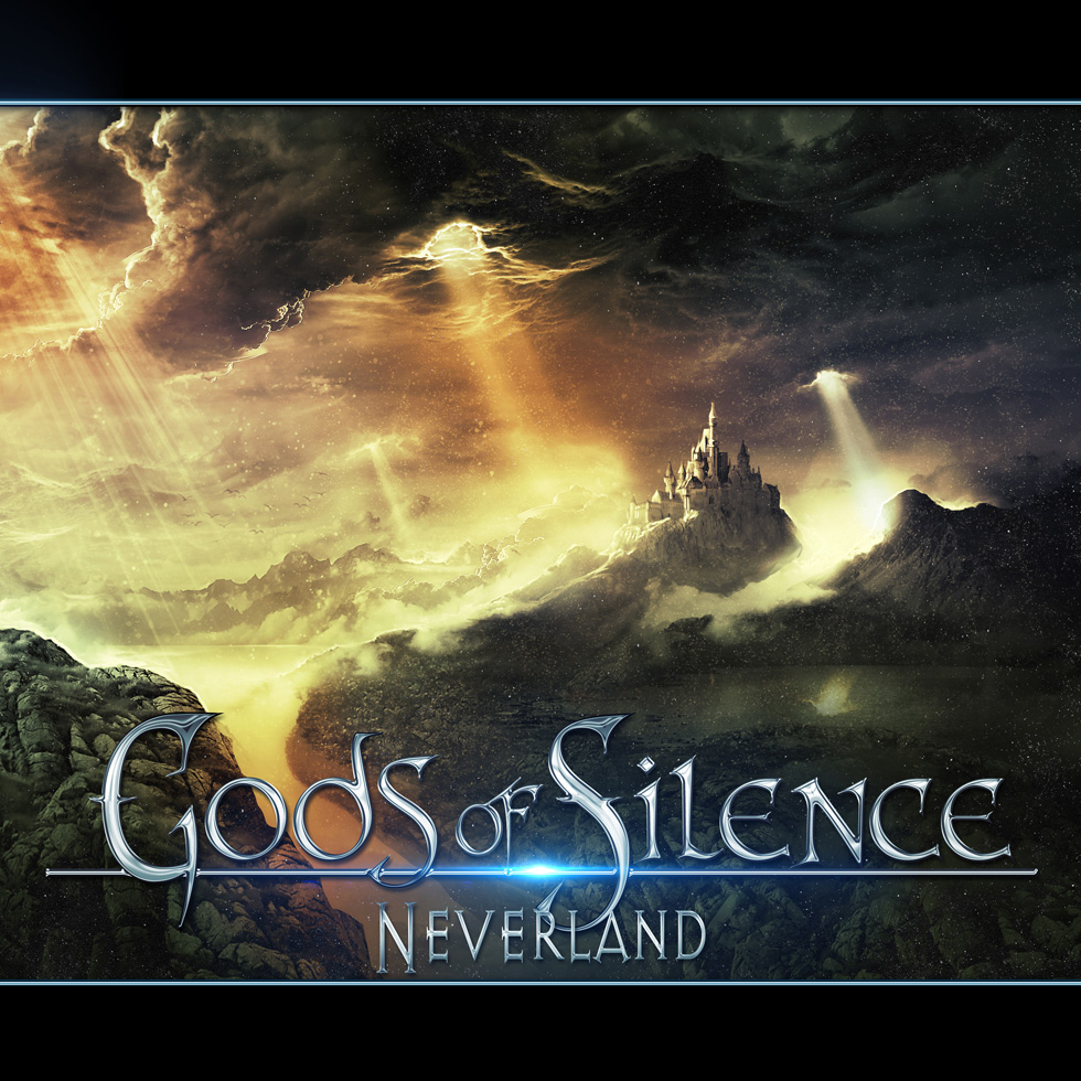 Gods Of Silence - Neverland - Album Cover