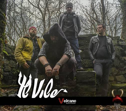 Il Vile - Volcano Records & Promotion - Promo