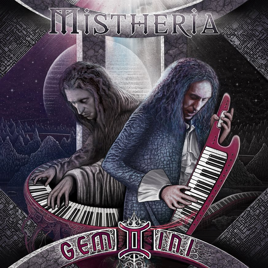 "Mistheria feat. Steve Di Giorgio reveal Official Album Trailer for ""Gemini"""