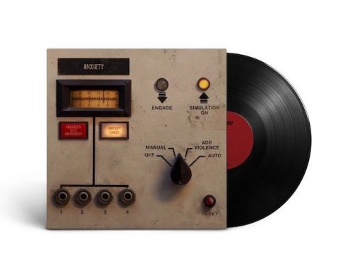 Nine Inch Nails - Add Violence - EP Cover