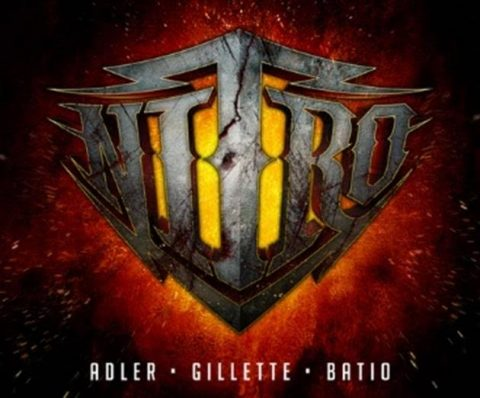 Nitro - Adler - Gillette - Batio - Album Cover