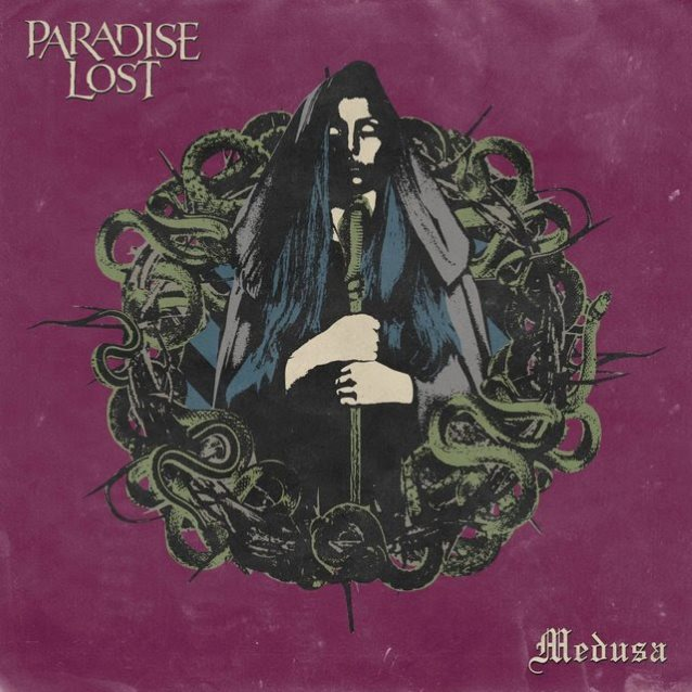 Paradise Lost - Medusa - Album Cover