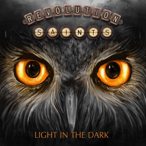 Revolution Saints - Light In The Dark - Album Cover