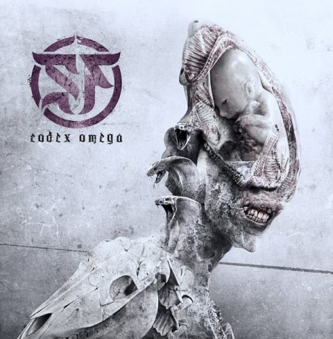 Septicflesh - Codex Omega - Album Cover