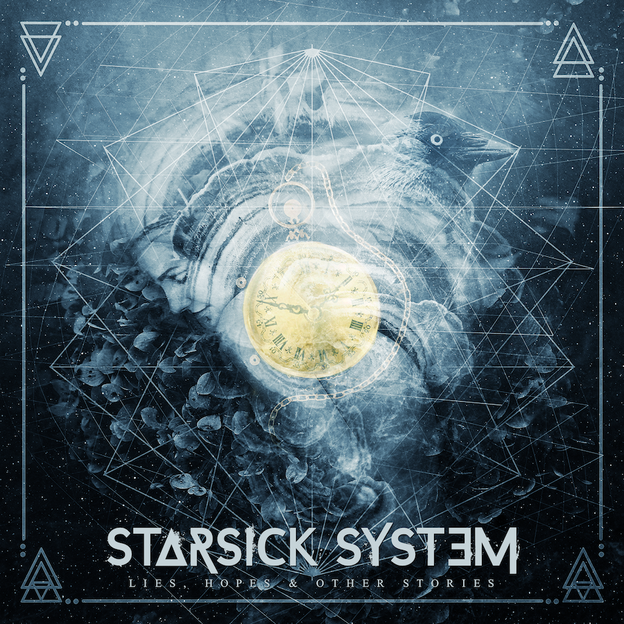 Starsick System - Lies Hopes & Other Stories - Album Cover