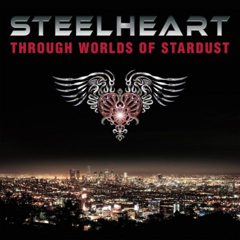 Steelheart - Through Worlds Of Stardust - Album Cover