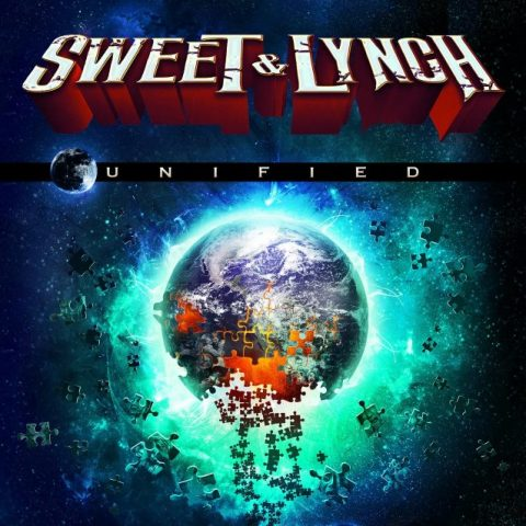 Sweet & Lynch - Unified - Album Cover