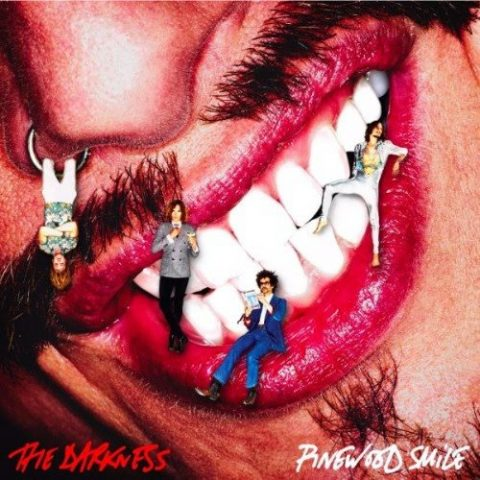 The Darkness - Pinewood Smile - Album Cover