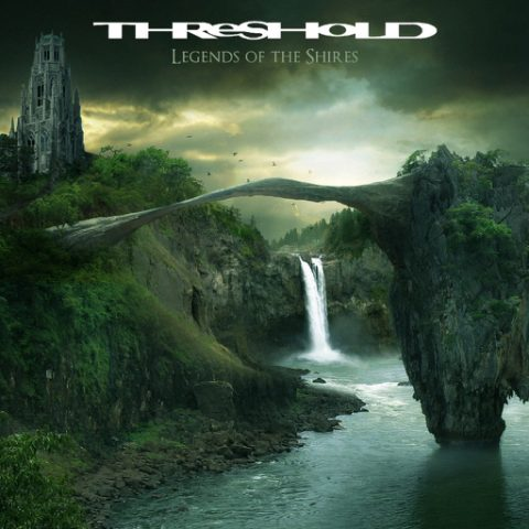 Threshold - Legends Of The Shires - Album Cover