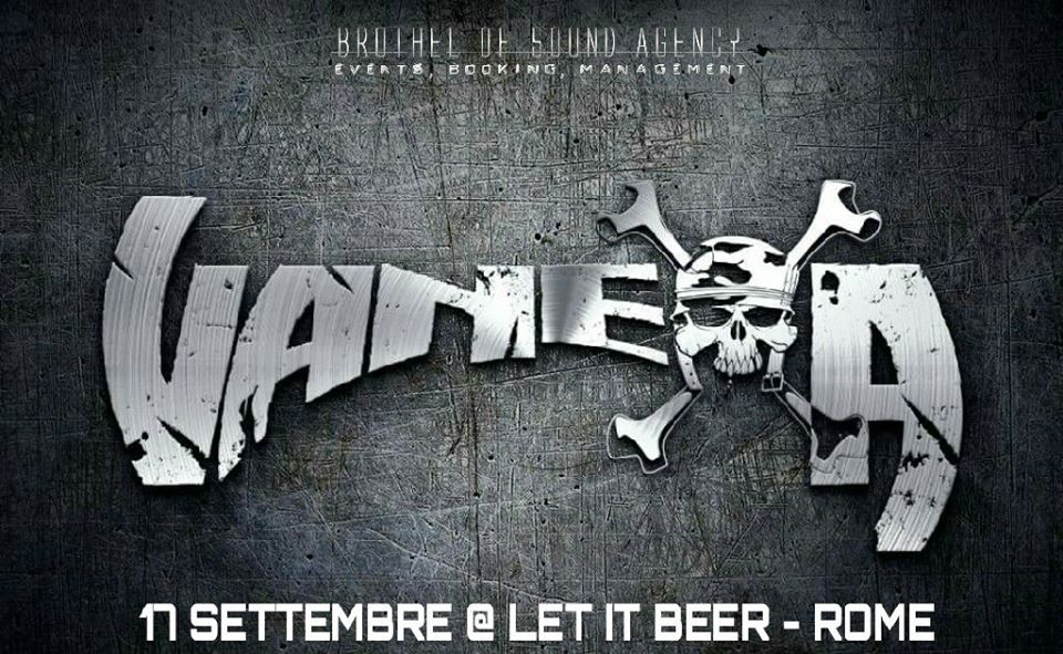 Vanexa - Let It Beer - Tour 2017 - Promo