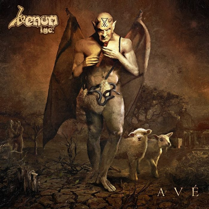 Venom inc - Avé - Album Cover