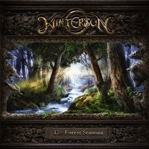 Wintersun - The Forest Seasons - Album Cover
