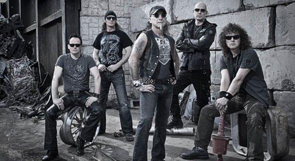 "Accept: il live video di ""Die By The Sword"""