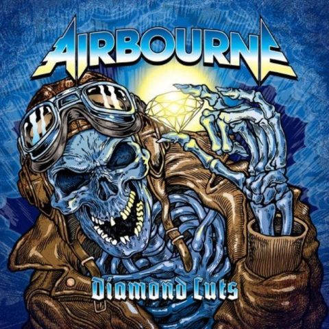 Airbourne - Diamond Cuts - Box Set Cover