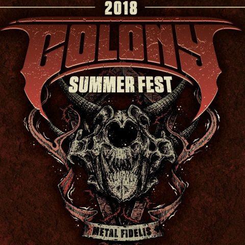Colony Summer Fest 2018 - Promo