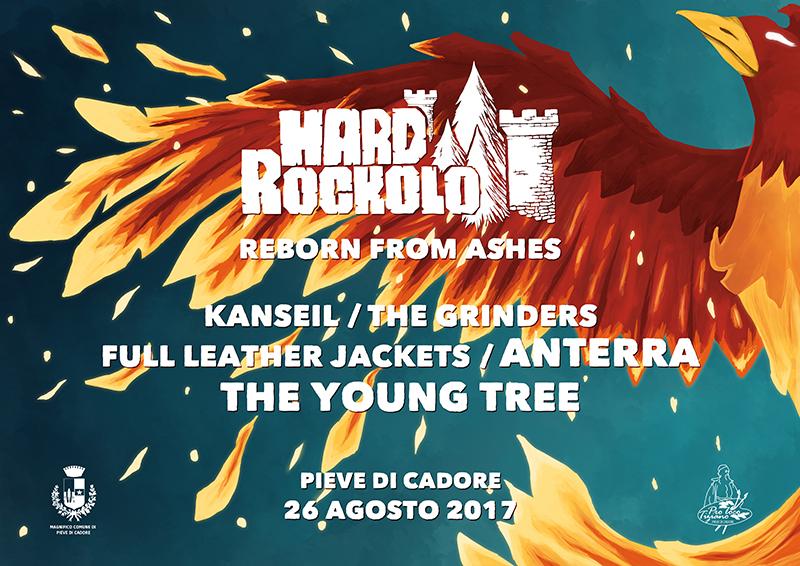Hard Rockolo Festival 2017 - Promo