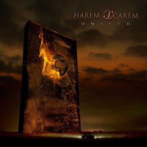 Harem Scarem - United - Album Cover