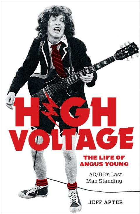 Jeff Apter - High Voltage The Life Of Angus Young - Book Cover