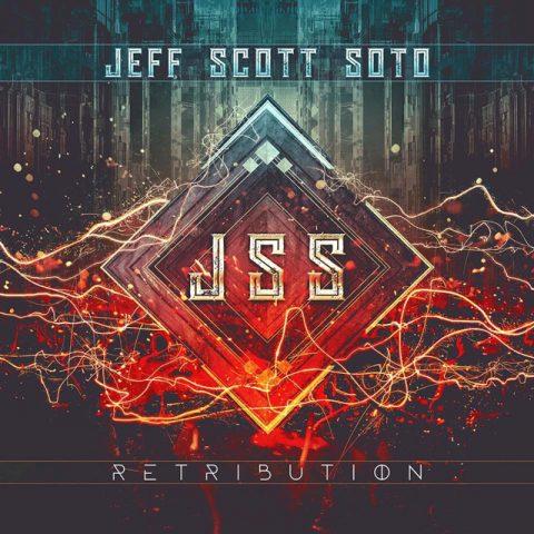 Jeff Scotto Soto- Retribution - Album Cover