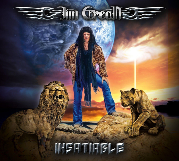 Jim Crean - Insatiable - Album Cover