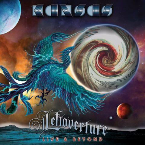 Kansas - Leftoverture Live & Beyond - Album Cover