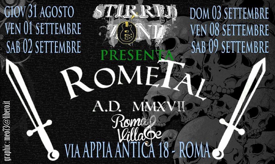 Roma Village - Rometal 2017 - Promo