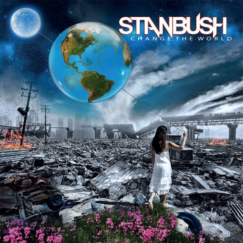 Stan Bush - Change The World - Album Cover