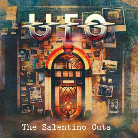 Ufo - The Salentino Cuts - Album Cover