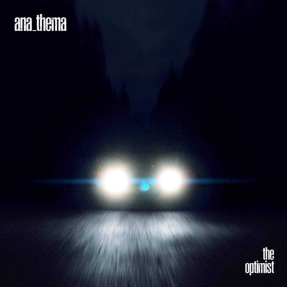 Anathema - The Optimist - Album Cover