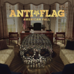Anti Flag - American Fall - Album Cover