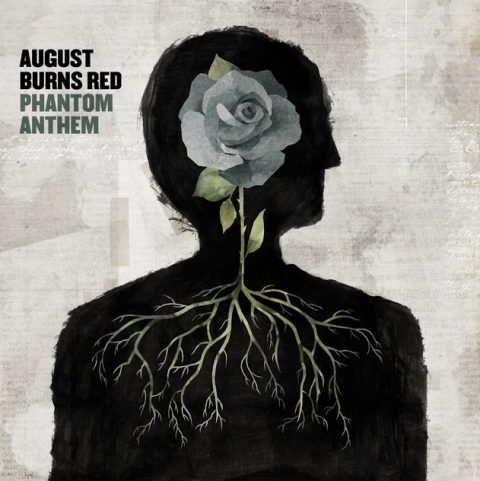 August Burns Red - Phantom Anthem - Album Cover