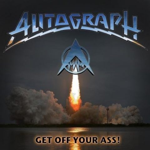 Autograph - Get Off Your Ass - Album Cover
