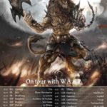 Beast In Black - WASP - Europe Tour 2017 - Promo