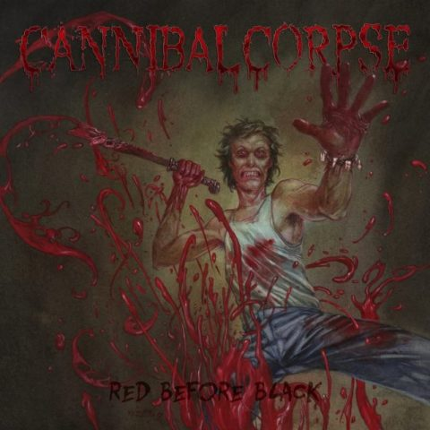 Cannibal Corpse - Red Before Black - Album Cover
