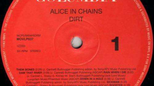 """29 Settembre 1992 - esce """"Dirt"""" degli Alice in Chains"""