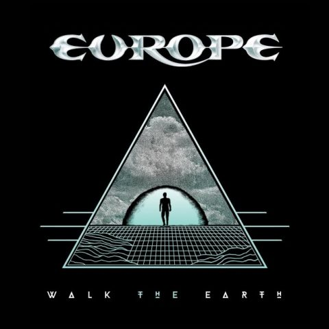 Europe - Walk The Earth - Album Cover