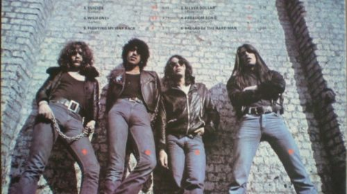 "12 settembre 1975 - esce ""Fighting"" dei Thin Lizzy"