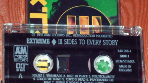 "22 Settembre 1992 - esce ""III Sides to Every Story"" degli Extreme"