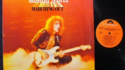 "30 settembre 1985 - esce ""Marching Out"" degli Yngwie J. Malmsteen's Rising Force"