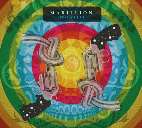 Marillion - Living In Fear - EP Cover