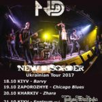 New Disorder - Ukrainian Tour 2017 - Promo