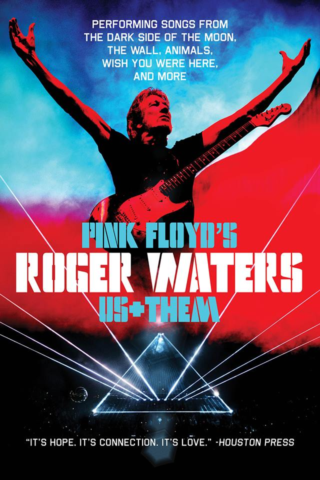 Pink Floyd - Roger Waters - Us Them Tour 2018 - Promo