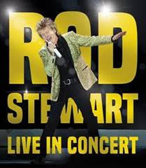 Rod Stewart - Live In Concert - Tour 2018 - Promo
