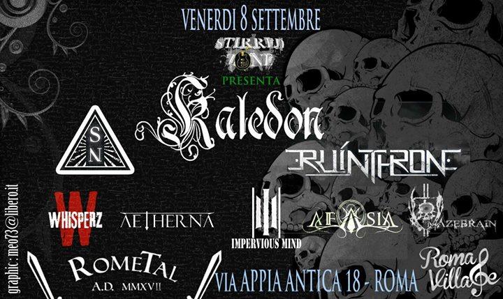 Rometal Festival - 2017 - Promo