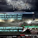 Sailing To Nowhere - Dragonforce - Twilight Force - Reaching Into Infinity - Tour 2017 - Promo